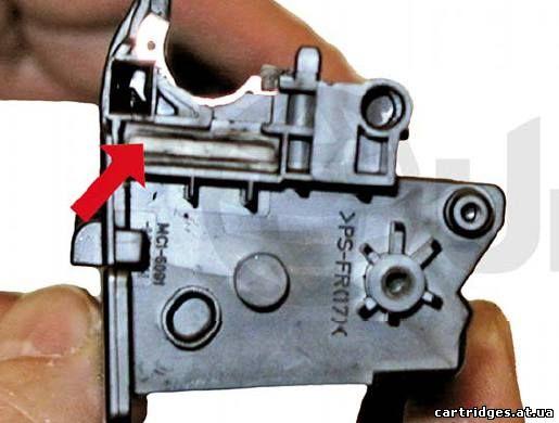 Инструкция по заправке картриджа Canon 725